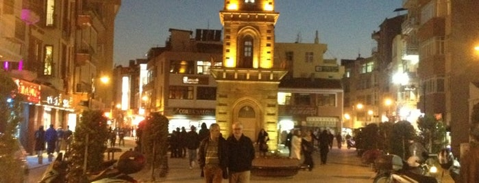 Saat Kulesi is one of Tarih/Kültür (Marmara).