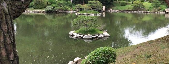 Shukkei-en is one of Hiroshima.