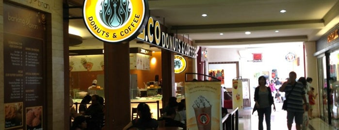 J.Co Donuts & Coffee is one of BALI....