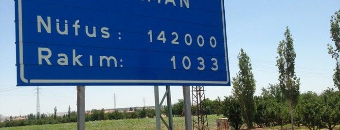 Karaman is one of Türkiye'nin İlleri.