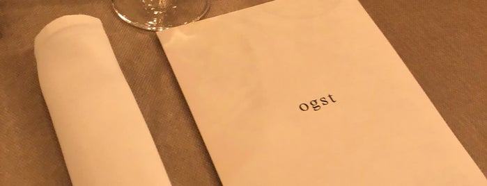 Ogst is one of placestobe.