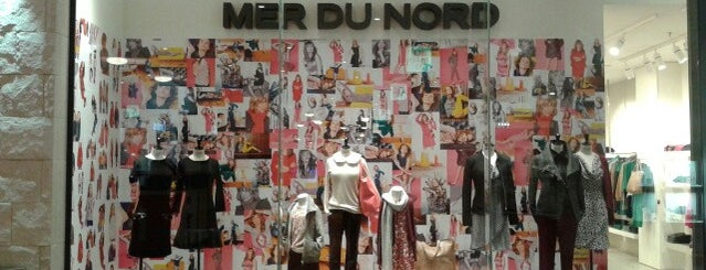 Mer du Nord is one of Shoppen in Kortrijk.