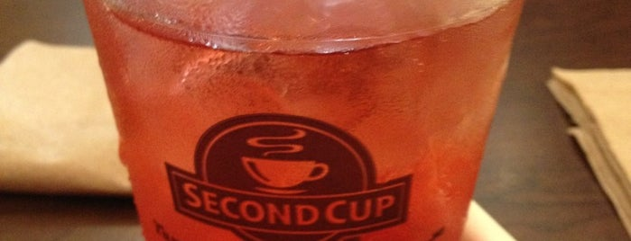 Second Cup is one of Montréal.