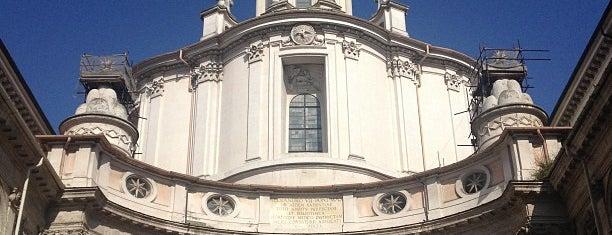 Chiesa di Sant'Ivo alla Sapienza is one of 101 cose da fare a Roma almeno 1 volta nella vita.