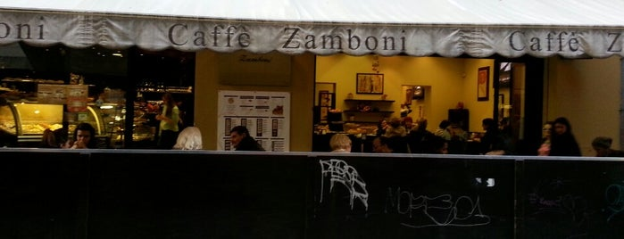 Caffè Zamboni is one of Bologna city.