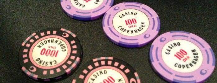 Casino Copenhagen is one of Copenhagen.