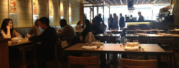 Bibigo is one of Best Resturant.
