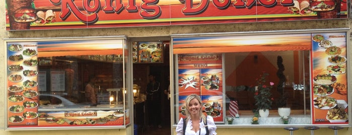 König Döner is one of Türkisch Fast Food.