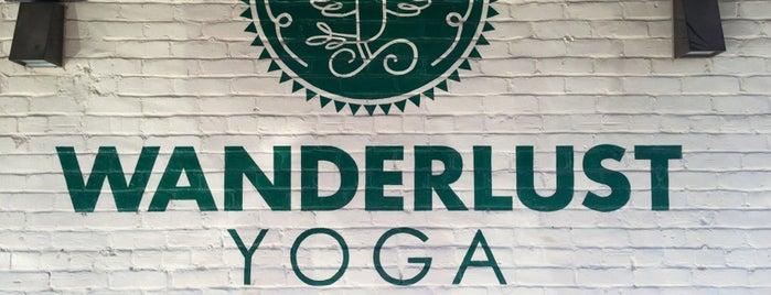 Wanderlust Yoga is one of SXSW 2014 - March 7-16, 2014.