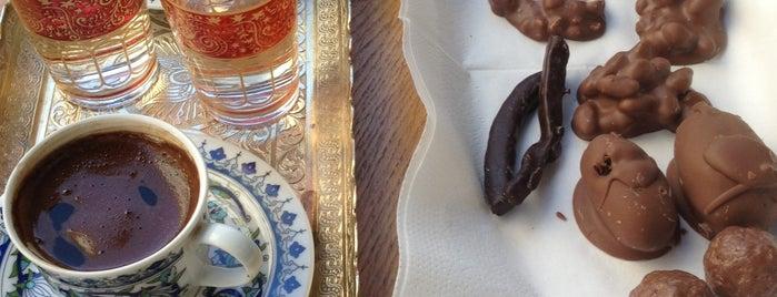 Çikolata Dükkanı is one of Istanbul Sweets | Cafe.