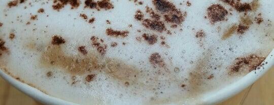 Cezzve Cafe is one of Kahve & Çay.
