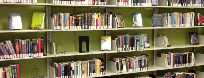 Asheboro Public Library is one of Asheboro NC Local Attractions.