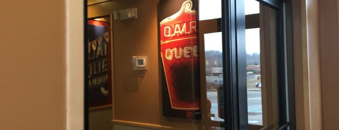 Dairy Queen is one of Top picks for Ice Cream Shops.