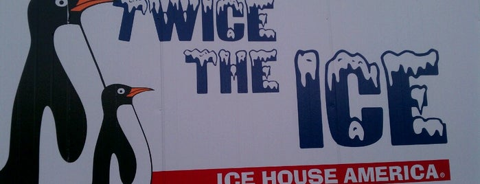 Twice The Ice is one of Common Places.
