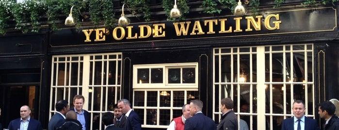 Ye Olde Watling is one of London.