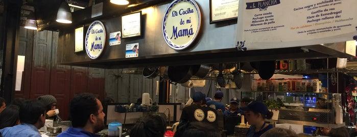 La Cocina de mi Mamá is one of [To-do] DF.