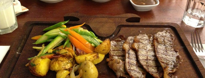 Günaydın Kasap & Steakhouse is one of Must-Visit ... Istanbul.