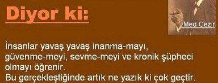 Şahin Rezidance is one of myn Live.