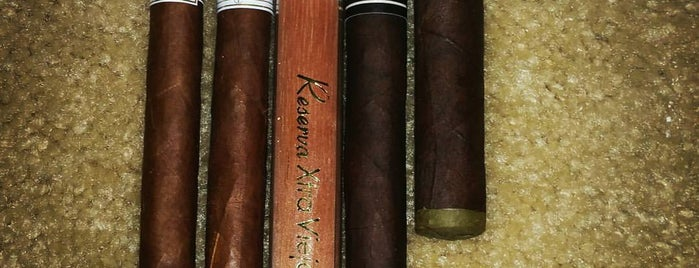 Winston Humidor is one of Emilio Cigars Retailers.