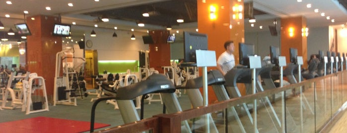 Pacific Century Club is one of Healthy Beijing.