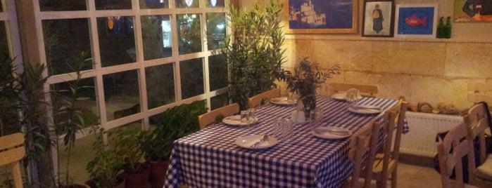 Zozo Deniz Ürünleri Lokantasi is one of Ankara Gourmet #1.