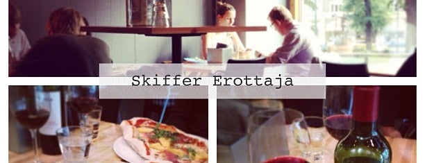 Skiffer is one of My favorite lunches in Helsinki.