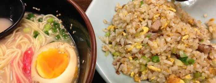 博多ラーメン 長浜や 猿江店 is one of 行ったラーメン屋.