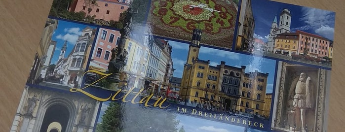 Tourist-Information Zittau is one of Meine Orte.