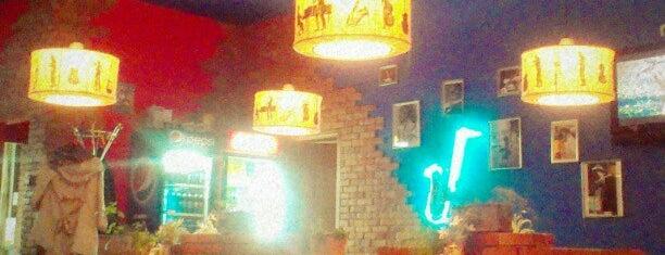 Blues & Jazz Bar Restaurant is one of Ночная жизнь в Ровно.