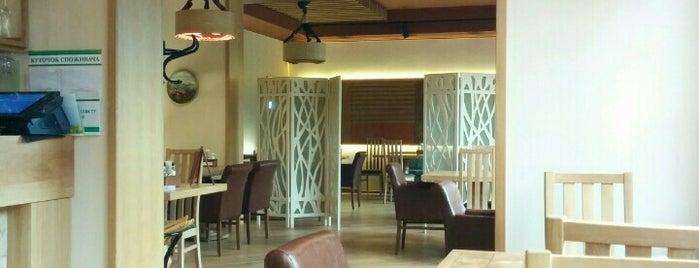 БарМаки ресторан is one of Бари, ресторани, кафе Рівне.