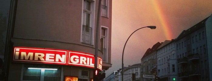 İmren Grill is one of Lost in Berlin.