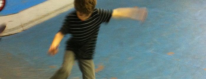 3rd Lair Skatepark & Skateshop is one of Skate spots.