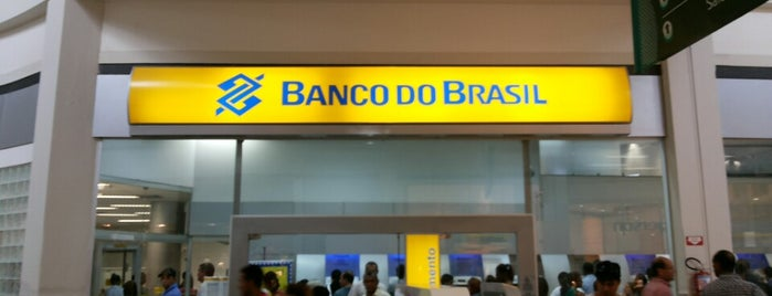 Banco do Brasil is one of Por onde andei.