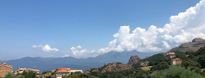 Piana is one of Corsica.