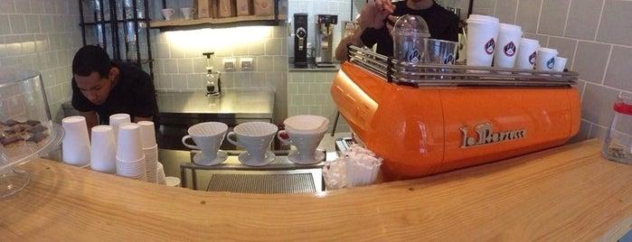 Fix Café is one of Stgo foods.