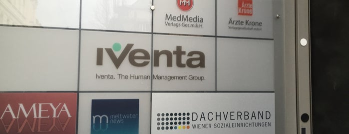 Iventa. The Human Management Group. is one of Social Media & Online Agenturen.