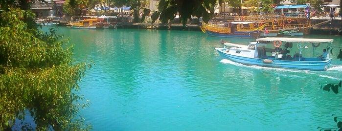 Manavgat Irmak Kenarı is one of Antalya.