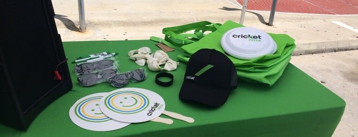Cricket Wireless is one of just here.