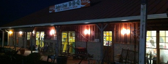 Sadler's Creek BBQ is one of South Carolina Barbecue Trail - Part 1.
