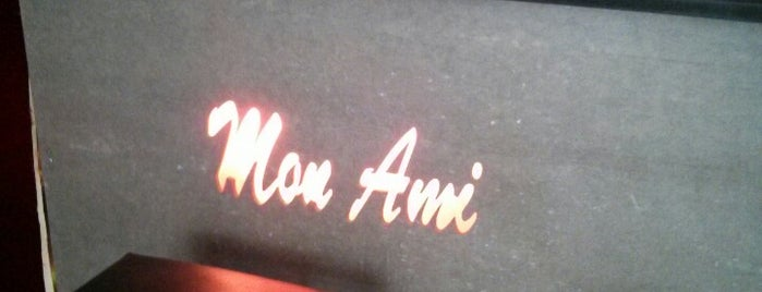 Mon Ami is one of vienna.