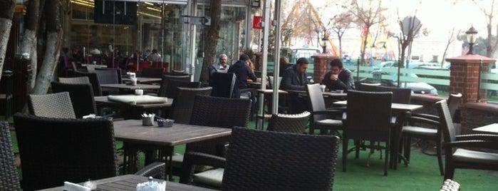 Yeşil Vadi Cafe is one of Nargile Istanbul.