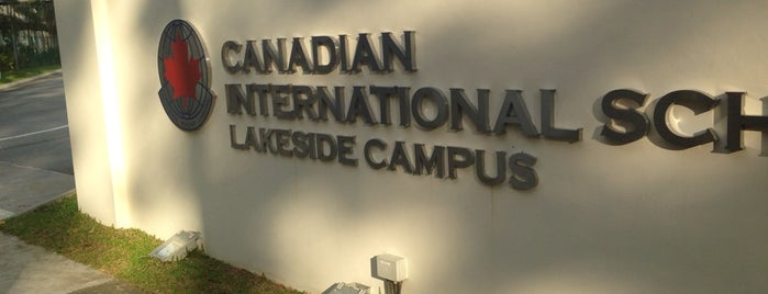 Canadian International School (Lakeside Campus) is one of Top Place.
