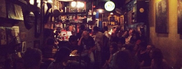Adhere the 13th Blues Bar is one of BKK.