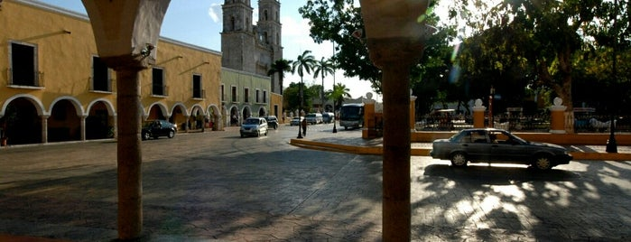Valladolid is one of Cancun.