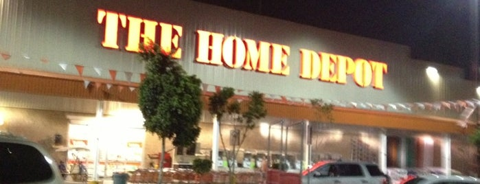 The Home Depot is one of Diana.
