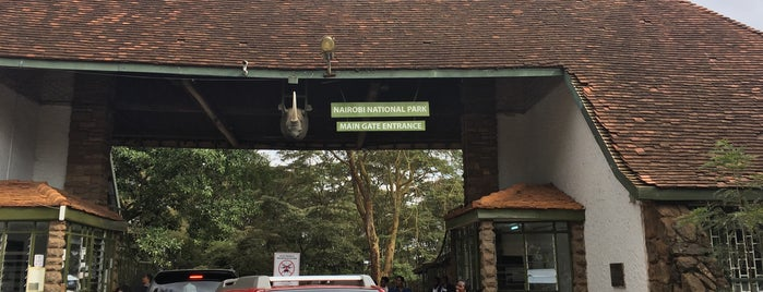 Nairobi National Park is one of Bucket List ☺.