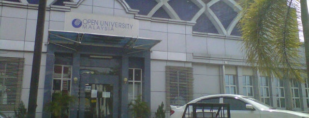 Open University Malaysia (OUM) is one of Learning Centers,MY #5.