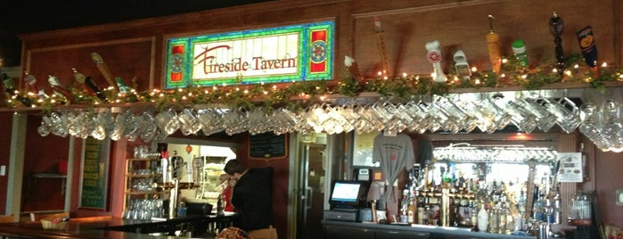 The Fireside Tavern is one of Local stuff to do.