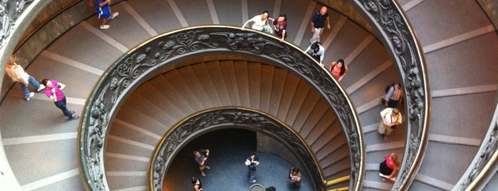 Vatican Museums is one of Best Museums in the World.