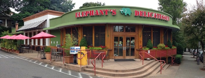 Elephants Delicatessen is one of Oregon.